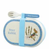 A28743 Peter Rabbit Snack Box Cutlery Set
