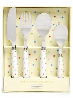 CCSD Spoty Dotty Cutlery Set
