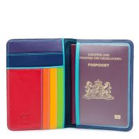 My Walit - Passport Cover Black/Pace 283-4