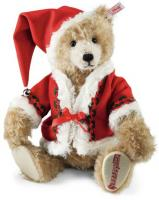 Steiff Limited - Christmas Teddy Bear 034121