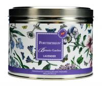 BGLV6400 Wax Filled Tin Silver - Lavender