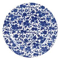 <span>One of Burleigh's favourite old patterns from the 19th Century. An abundance of Hawthorn blossoms in a rich cobalt blue.</span>