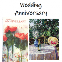 Shop for Wedding Anniversary cards at Morrab Studio