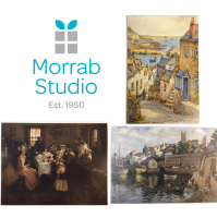 A selection of cards we have published exclusive for us here at Morrab Studio. Featuring local Cornish scenes.