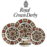 <strong>Currently available range Royal Crown Derby</strong><br />Globally synonymous with the brand of Royal Crown Derby, the striking Old Imari pattern dates from the early years of the nineteenth century and is as popular today as it ever was.