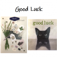 Shop for Good Luck cards at Morrab Studio