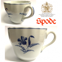 Made in England.<br /><br />New stock from original supplier (Spode).<br /><br /><br />