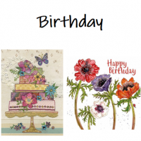 Shop for Birthday cards at Morrab Studio