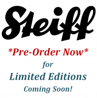 "New Releases from Steiff - Limited Editions that are&nbsp;<span>Coming Soon!</span><br /><br />These bears are available for pre-order to secure your order when they arrive.<br /><br /><strong><span style=""color: #ff0000;"">These items are not currently in stock. Pre-Order only.</span><br /><br /></strong>