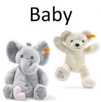 <span>The&nbsp;Steiff Baby&nbsp;Range is for&nbsp;newborn&nbsp;and upwards.&nbsp;Ideal&nbsp;way to welcome a special&nbsp;baby&nbsp;in your life. All with the famous&nbsp;Steiff&nbsp;tag and button in the ear.</span><br /><br /><span>The Steiff Baby line is the ultimate collection of products to pamper those young folk. Doesn&rsquo;t your baby deserve the very best?</span><br /><br /><span>Steiff are especially proud of The Baby Collection. Sewn by hand from the softest materials available, this fashion-forward line of products is of the absolute highest quality. It&rsquo;s meticulously tested for safety to make sure it&rsquo;s free of any harmful substances, allergens, and is environmentally friendly. Steiff even weave their own fabrics to guarantee quality.</span><br /><br /><span>The Steiff Purity Law is certified by the standard Oko-Tex Standard 100 and is your assurance from Steiff.</span><br /><br /><strong>Official UK Stockist</strong>