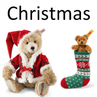 <span>A quality Christmas selection of charming bears and Christmas specials. All our bears come with either a gift bag or gift box, and the limited edition bears come with their numbered certificate of authenticity.</span><br /><br /><span>These bears are made by Steiff.</span><br /><br /><strong>Official UK Stockist</strong>
