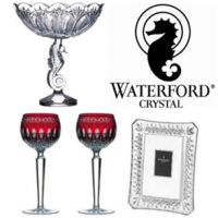 Hand cut lead crystal. Superb clarity and design. Wonderful ranges of barware, tableware and giftware.