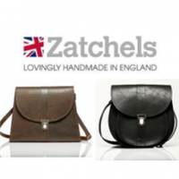 <p><strong>Handmade in England. Free UK delivery.</strong><br /><br />All Zatchels bags are skilfully made in the UK using the finest quality materials and traditional craftmanship.<br /><br /></p>