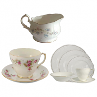 <p>Since 1888, Duchess China have been manufacturing classically designed patterned ranges of quality Fine Bone China products.</p>