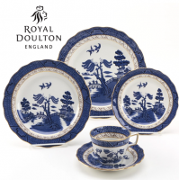 Royal Doulton Real Old Willow (TC1126) was produced from 1982 to 1999.<br /><br /><span>Remaining items of original stock from (Royal Doulton) supplier.</span>
