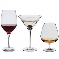 <span>A good drink tastes even better in the right glass. Dartington's choice of speciality glasses has the perfect selection for you to choose from, from design classics to variety specific glasses.</span>