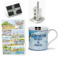 A selection of Cornish themed ranges and individual products available at Morrab Studio.