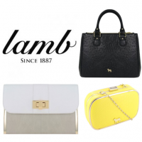 "<p>Timeless, feminine and glamorous, these Lamb bags are made under the ""beautiful bags for beautiful women"" philosophy. Drawing inspiration from old school glamour icons such as Sophia Loren and Jackie O, these bags are brought up to date with modern twists and the colours of this season.</p>