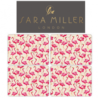Sara Miller had a vision &ndash; to bring her love of print, pattern and colour into her designs, embellishing homes at every opportunity. Now, Sara is an award-winning British designer who expresses her passion for travel and love for different cultures in her art. Sharing the same commitment to beautiful, sophisticated and stylish designs,&nbsp;<br /><br />Sara Miller London and Portmeirion have collaborated to create The Piccadilly Set and Chelsea Collection &ndash;&nbsp;a distinctive fine porcelain range that&rsquo;s edged with gold and features quirky illustrations that will make you smile.