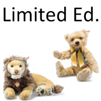 <p><span>A quality selection of collectable Limited Edition bears. All of the Steiff limited edition bears come with a gift box and their numbered certificate of authenticity. The Merrythought and Suki limited editions come with either a gift bag or gift box.<br /></span></p>