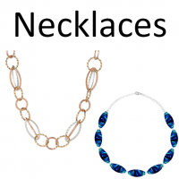 Shop for necklaces at Morrab Studio.<br /><br />All our necklaces are gift boxed.