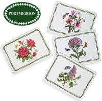 Placemats & Coasters in Botanic Garden by Portmeirion.
