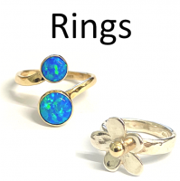 Shop for rings at Morrab Studio.<br /><br />All our rings come gift boxed.