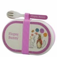 A28858 Flopsy Snack Box Cutlery Set