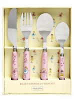 Ballet Surprise 4 pce Cutlery Set