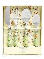 Farmyard 4 pce Cutlery Set
