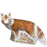 Royal Crown Derby - Fox Mother 61336