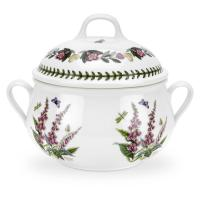 <span>Botanic Garden Cookware by Portmeirion.</span>