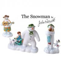 Written in 1982 by Raymond Briggs, The Snowman is probably the best loved contemporary Christmas story. Featuring James and his magical Snowman the story has been transformed into a sound track, film and play and now John Beswick offer beautifully crafted figurines of both characters for you to collect. Each piece is handpainted and comes in an attractive John Beswick giftbox.