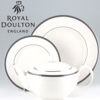 <span>Royal Doulton Columbus (TC1286) was produced from 2002 to 2004.<br /><br />Made in England</span>