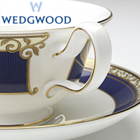 <span>Discontinued Pattern 'Rococo' by Wedgwood.</span>