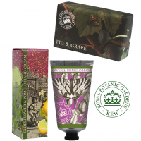 Shop for beautifully packaged Kew Gardens Botanical Soaps and Hand Creams at Morrab Studio.