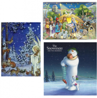 Shop for Advent Calendars at Morrab Studio.<br /><br /><strong>More available in store.</strong>