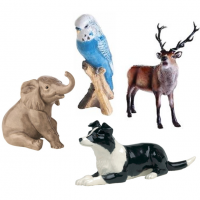 <p>Founded in 1892 by James Beswick and his sons, in Loughton, Stoke-on-Trent, J. W. Beswick pottery is now highly sought after by collectors. Beswick are mainly known for producing high quality porcelain figurines such as farm animals and Beatrix Potter items.</p>