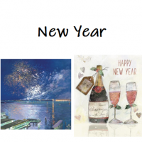 Shop for New Year cards at Morrab Studio