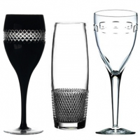 <span>The Stylish John Rocha </span><span>Crystal Glassware Collection by Waterford.</span>