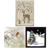 Shop for Christmas Cards at Morrab Studio.