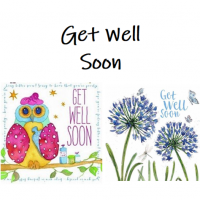 Shop for Get Well Soon cards at Morrab Studio