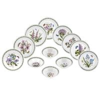 <span>Botanic Garden Tableware by Portmeirion.</span>