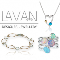 <h2>Lavan Designer Jewellery was established in Buckingham, England in 1993 by David and Katherine Weinberger and features David's work as a specialist in handmade gold and silver jewellery</h2>