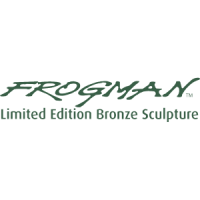 "Tim Cotterill Frogman Sculptures<br /><br /><span style=""color: #ff0000; font-size: large;""><strong>SALE - 20% OFF ALL Frogman STOCK</strong></span><br /><br />Limited Edition Bronze Frog Sculptures, by Tim Cotterill and other figurines by Brian Arthur.<br /><br />Made from molten bronze and finished with beautiful, colourful patinas. Each one completed by hand and individually made. All sculptures are Limited Editions, signed and numbered. The patinas are created with the use of chemicals with intense heat.<br /><br />"