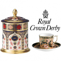 With a wide and extensive collection of designs, Royal Crown Derby is the destination for luxury giftware whether you're looking for something traditional or a statement piece, you're sure to find that perfect piece to mark a special occasion.