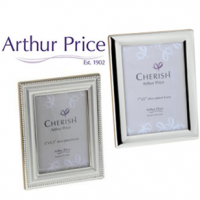 <span>The Arthur Price Cherish Collection photo frames are designed to add a touch of luxury to your home while displaying treasured memories in elegant style. The range epitomises refined quality and understated sophistication. Frames are supplied in Arthur Price Gift Boxes.</span>