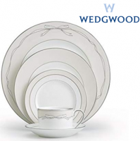 <span><span>Designed by Vera Wang for Wedgwood, the ultra-stylish love knots dinnerware range perfectly captures the spirit of love and romance. Each piece has an elegant, timeless look.</span><br /><br />Remaining items of original stock from (Wedgwood) supplier.</span>