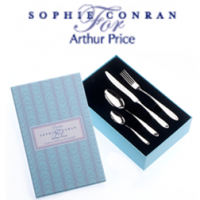 <p>Sophie Conran's elegant cutlery collection was launched in 2010 and has proved an incredibly popular gifting range, with its prettily packaged accessory sets.</p>