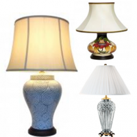 View lamps from various ranges at Morrab Studio. <br /><br /><strong>*All our lamps are available in-store only currently but please enquire if you have any questions*</strong>